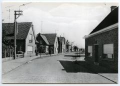 Dorpszicht Patronagiestraat, Waarschoot