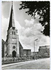 Sint-Ghislenuskerk, Waarschoot
