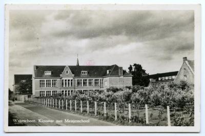 Klooster met meisjesschool, Waarschoot