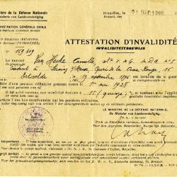 Brevet Leopoldsorde, 1962