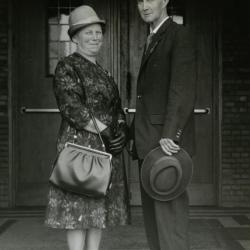 Huwelijk Moens-Boone (X), 1964
