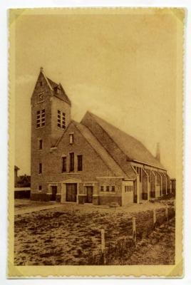 Eerste parochiekerk van Rieme (II)