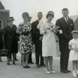 Huwelijk Moens-Boone (I), 1964