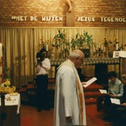 Doopsel op kerstavond (I), Rieme, 1997