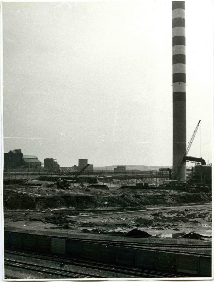 Bouw Kontakt III, 1970