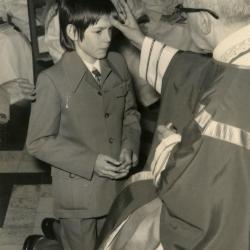 Plechtige communie van Marc Victor, 1964