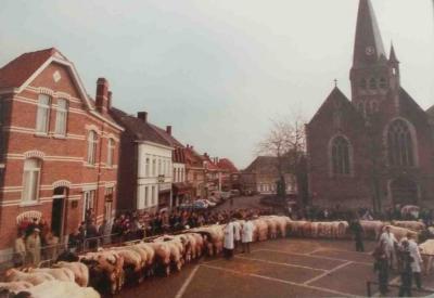 Veekeuring, Zomergem, 1970-1980