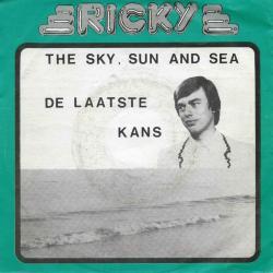 Single-hoes Ricky, Zomergem, 1982
