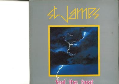 LP-hoes St James, Zomergem, 1985