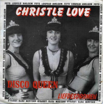 Single-hoes Christle Love, Zomergem, 1982
