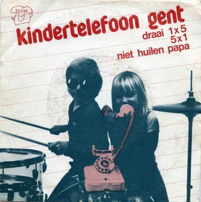 Single-hoes vzw Kindertelefoon Gent, Zomergem, 1981