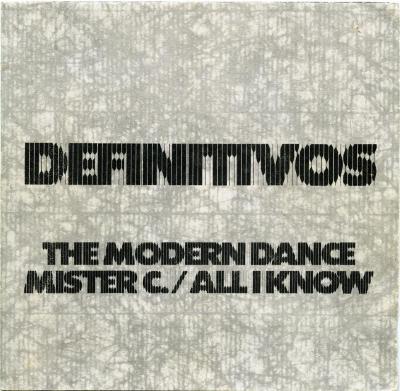Single-hoes Definitivos, Zomergem, 1980