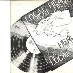 LP-hoes Local Heroes, Zomergem, 1985