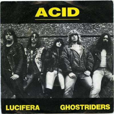 Single-hoes Acid, Zomergem, 1983