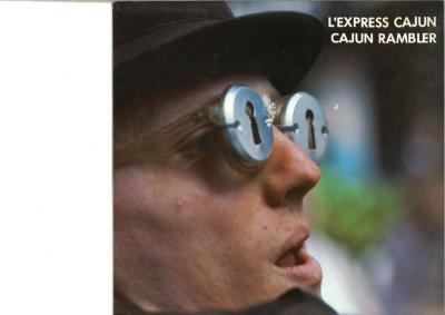LP-hoes L'Express Cajun, Zomergem, 1986