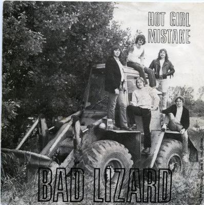 Single-hoes Bad Lizard, Zomergem, 1982