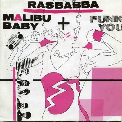 Single-hoes Rasbabba, Zomergem, 1985