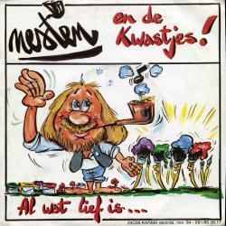 Single-hoes Nesten en de Kwastjes, Zomergem, 1984