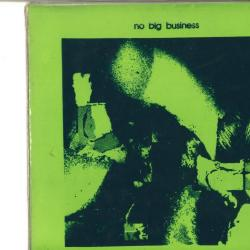 LP-hoes No Big Business (vzw Kleo), Zomergem, 1981