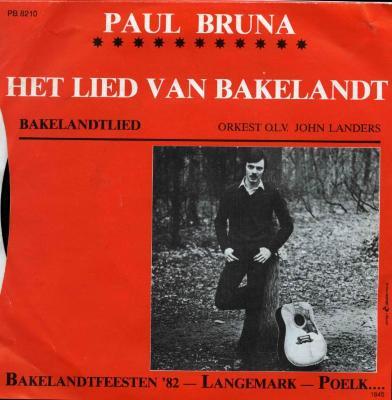 Single-hoes Paul Bruna, Zomergem, 1980