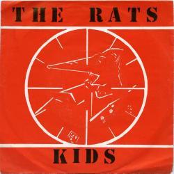 Single-hoes The Rats, Zomergem, 1982