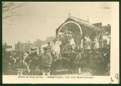 Wagen Boerenbond, Kaprijke