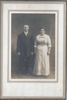 Koppelportret, Aalter, 1911-1920