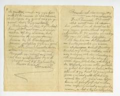 Brief Kamiel De Smet (Boechout), Sleidinge, 1914