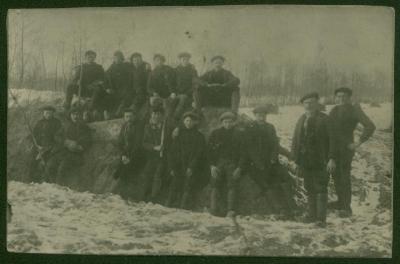 Bietenput, Kaprijke, 1900-1920