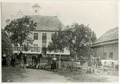 Hof ter Kruisen, Kaprijke