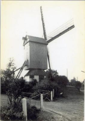 Pietendriesmolen, Knesselare, 1975-1980
