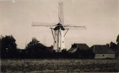Molen Somers, Knesselare, 1938