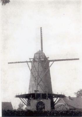 Molen Maeyens, Knesselare, 1930-1939