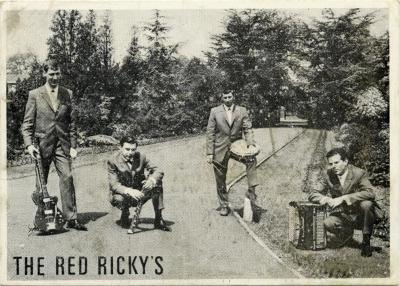 The Red Ricky's, Waarschoot, 1967-1980