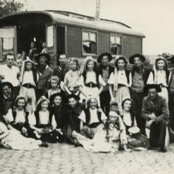 Stoet 1945