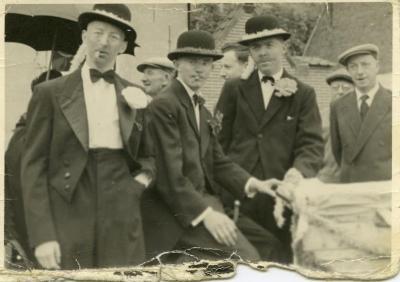 Kerekermis eind jaren '50