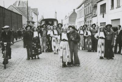 Stoet van 1958