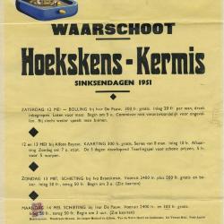 Hoeksenskermis 1951