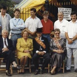 Leestjeskermiscomité - jaren '90