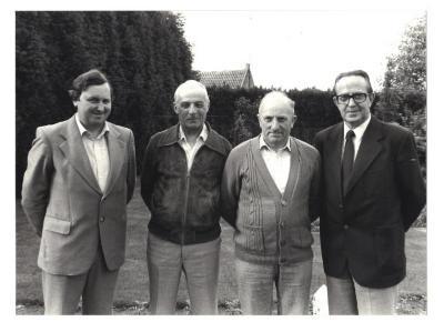 Feestcomité Oostmoerkermis 1964