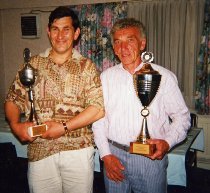 Krulbolkampioenen Deliaert Freddy, Hermans Roger