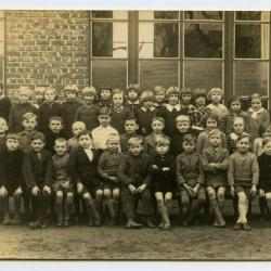 schoolpersoneel Beke 1967