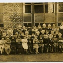 1936 Kleuterklas Beke