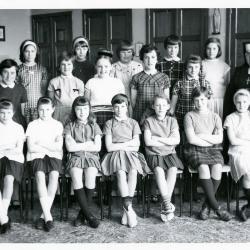 Klasfoto  Beke 1965