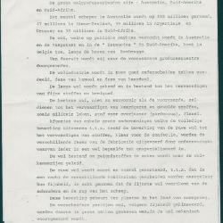 Notitie over het kammen van wol en tekening wolindustrie