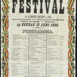 Groot internationaal festival voor harmonien, fanfaren en zang Assenede