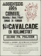 14de cavalcade en reklamestoet Assenede