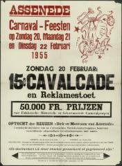 15e cavalcade en reklamestoet Assenede