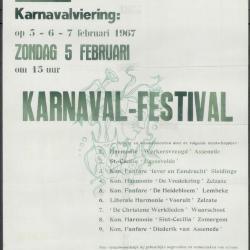 Karnaval-festival Assenede