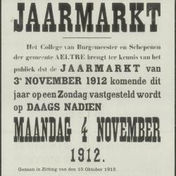 JAARMARKT Aalter